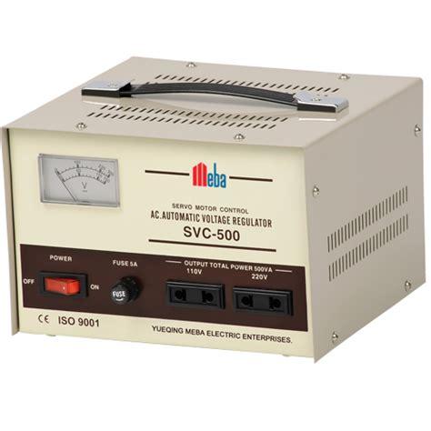 stabilizer svc 500va sako meba voltage stabilizer svc 500va