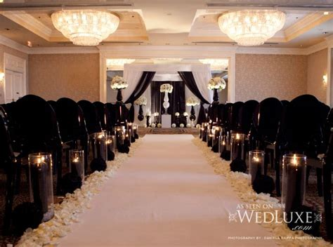black and white wedding ceremony decorations page not found stunning ceremonies wedding ceremony