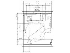 minimum size for single occupancy restroom building code