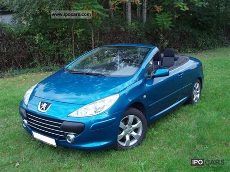 peugeot  cc  filou car photo  specs