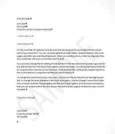 Business Letter Sample Explanation Second Passport Letter Of Explanation