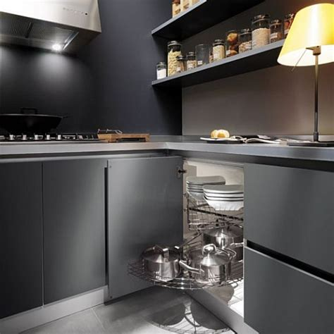 gray kitchen ideas sleek kitchen design ideas by ernestomeda