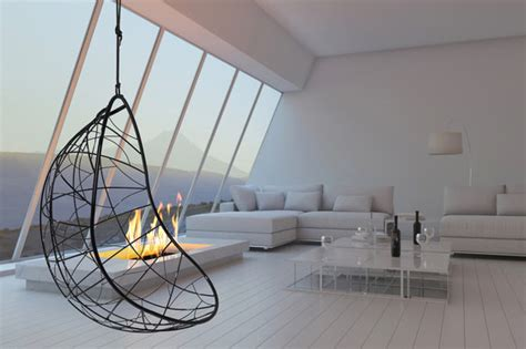interior swing chair nest egg hanging swing chair garden chairs from studio