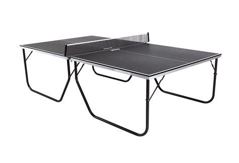 Folding Ping Pong Table Thin Folding Ping Pong Table Sharper Image