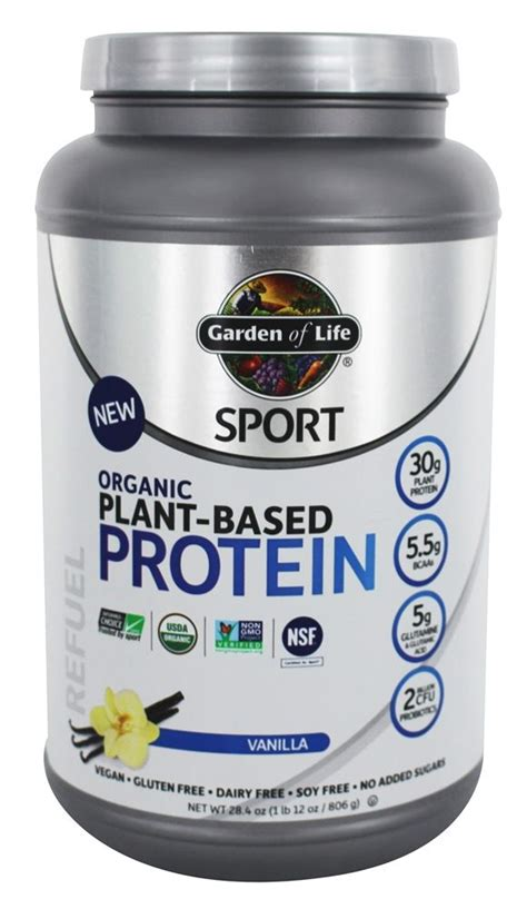 Garden Of Plant Based Protein Buy Garden Of Sport Organic Plant Based Protein