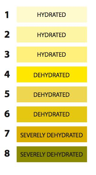 what s a hydration test for wrestling10000000007010010 water health danielle levy