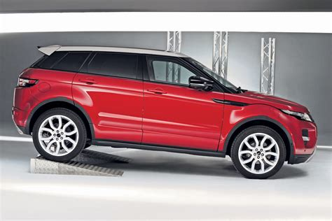 land rover small best compact suv 2012 range rover evoque auto express