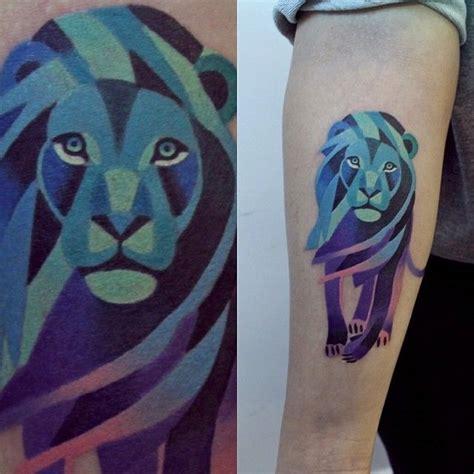 animal tattoo buzzfeed colorful animal tattoos tatu pinterest animal
