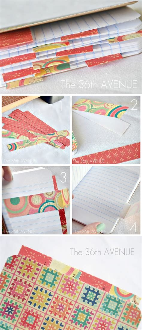 paper book crafts best 25 composition notebook covers ideas on