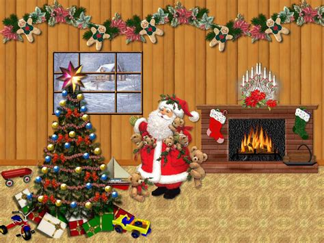 arboles de naviadad con santa clous wallpaper de santa claus junto al 225 rbol de navidad y consejos para este 2012 imagenes de navidad