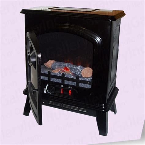vintage electric fireplace heater quality craft qc312 gbkp antique electric stove fireplace