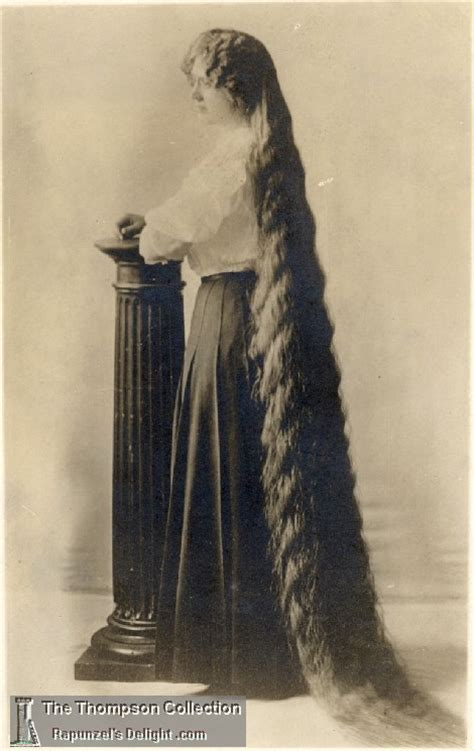 hairstyles for long uncut hair sorry a bit blurry at least on my compuker lady biltmore