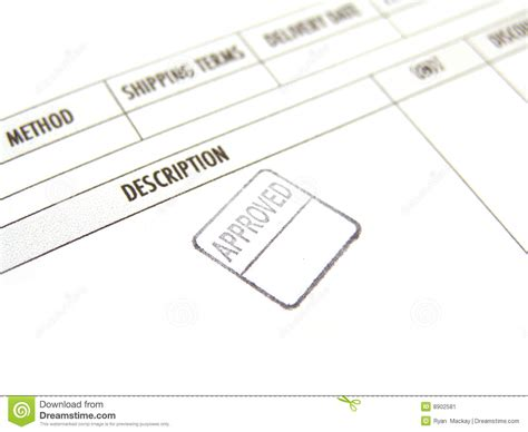 Invoice Approval Letter invoice approval st images