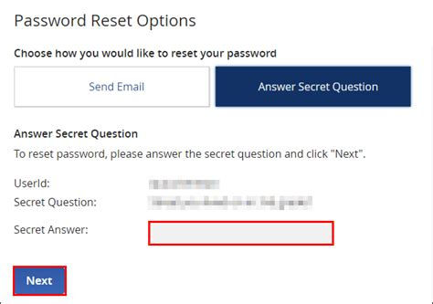 windows live reset password secret question recover your cox user id or reset your cox password