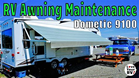 power awning rv rv power awning super easy maintenance howto doovi