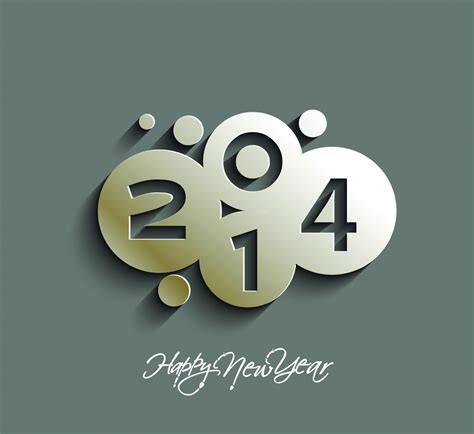 amazing 2014 text designs happy 24 images amazing 2014 text designs happy new year elsoar