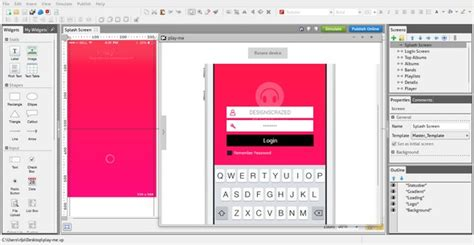 free wireframe tool 13 best free wireframe tools and mockup templates