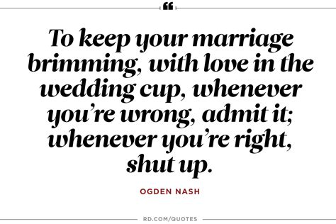 Wedding Anniversary Comedy Quotes by 8 Marriage Quotes From The Greatest Wits Of All Time