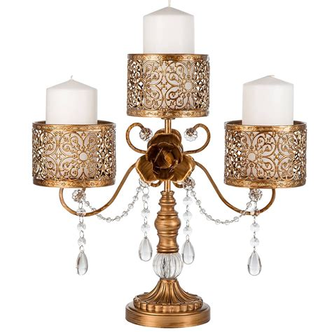 vintage candelabra centerpieces antique look candelabra with scroll work detail and accent candelabra