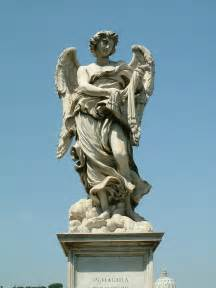 Angel Sculptures by Famous World Famous Angel Statues