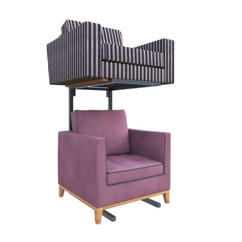 sofa stand single tier armchair display stand bed and sofa