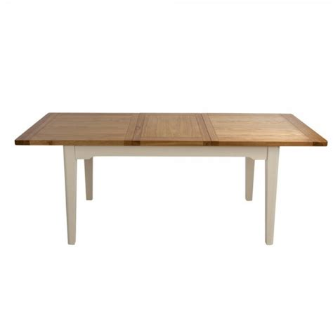 buy st ives extending dining table painted oak large