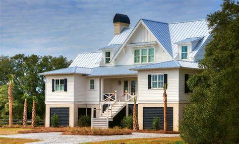 coastal home designs coastal cottage house plans flatfish island designs