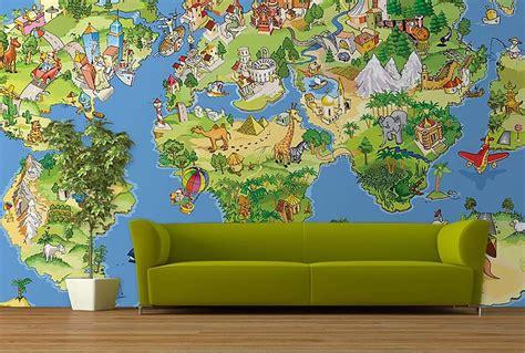 Fototapeta   Detská mapa 6066   Tapety do detskej izby   TAPETYMIX