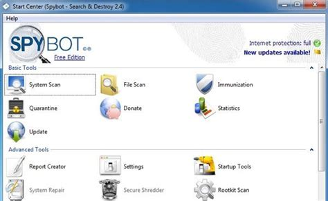 The Best Free Search Best Free Spyware And Malware Removal Software