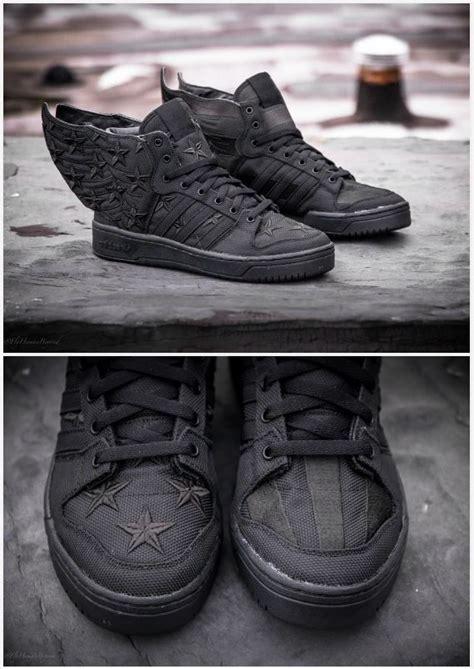 Setelan Adidas Flag Black a ap rocky x x adidas originals js wings 2 0 black flag sneakers