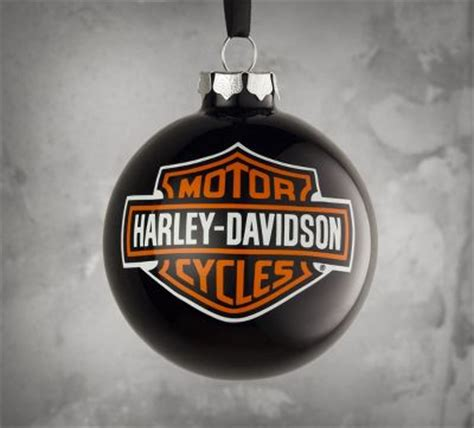 black bar shield logo ornament christmas ideas 2017