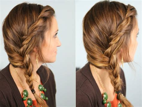 easy hairstyles with braids quick easy hairstyles for all hair lengths brit co