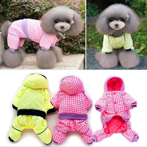 xxs puppy clothes aliexpress buy 2015 high quality winter clothes xxs clothing for dogs pink