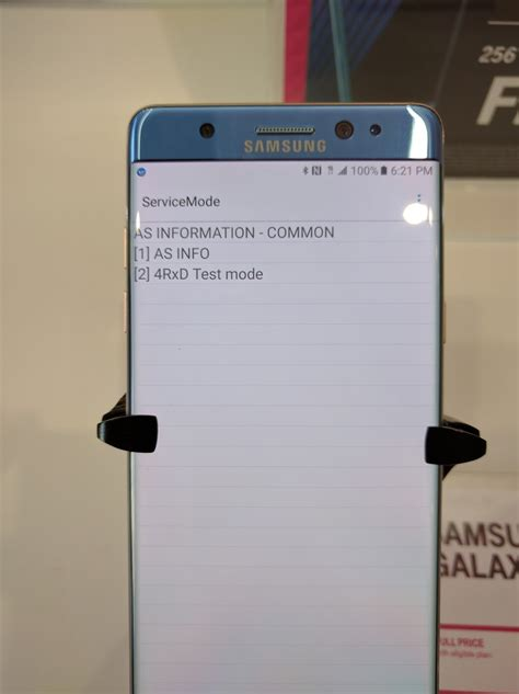 galaxy note mobile galaxy note 7 is the commercial smartphone to