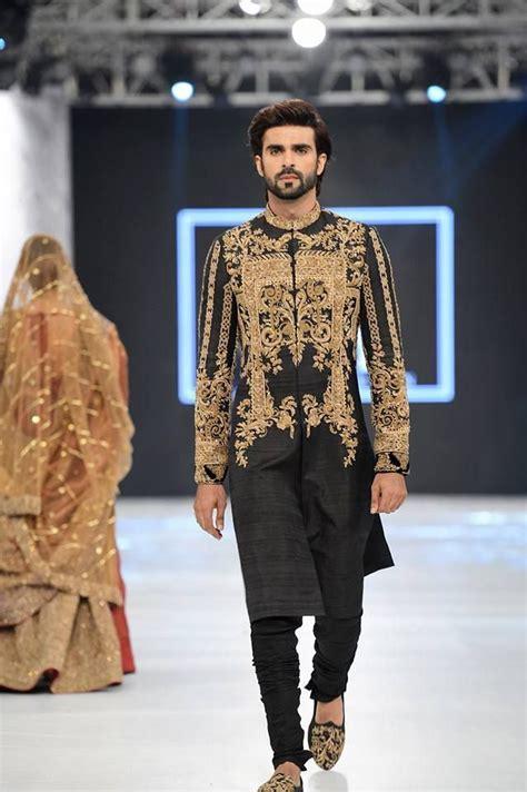 Latest Pakistani Designer Men Wedding Dresses 2017   style