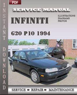 car owners manuals free downloads 1994 infiniti g navigation system infiniti g20 p10 1994 service repair servicerepairmanualdownload com