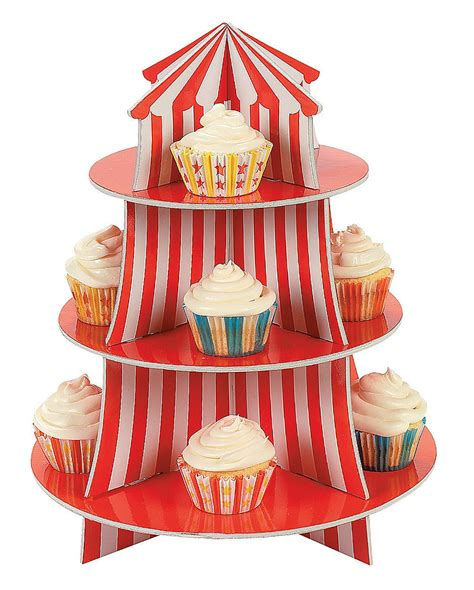 etagere muffins cupcake cake stand carnival decoration horror shop