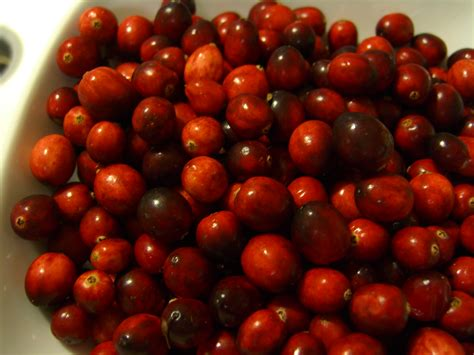 friday foodie fix cranberries