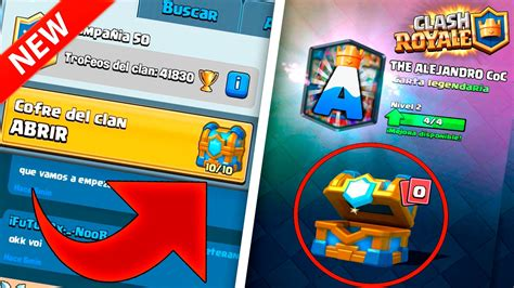 el seor coc toca 8426387160 gano el desafio cl 193 sico y me toca legendaria en el cofre de clan youtube