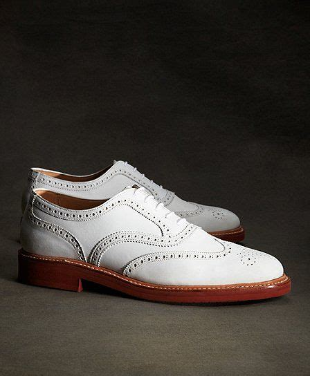 white buck shoes the great gatsby collection white buck wingtips martin o
