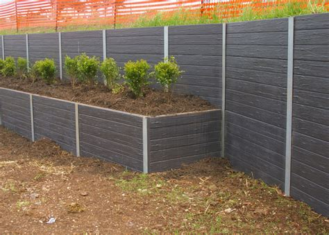 Sleeper Retaining Wall Systems by Concrete Sleeper Walls United Crib Sydney Construction