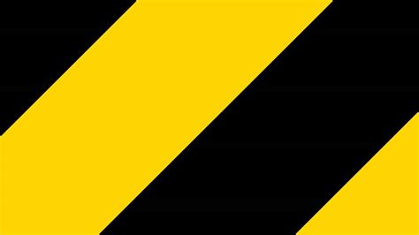 yellow and black 12hrs of black and yellow stripes