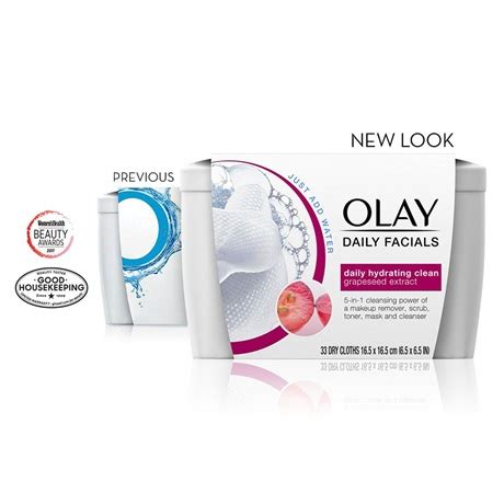 Olay Brings You Hydrate Cleanse New Products From Olay Fashiontribes Buzz Skincare by Olay Daily Hydrating Cleansing Cloths W Grapeseed