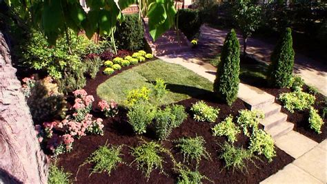 Landscape Ideas In Landscaping Ideas For Front Yard And Backyard Home Furniture