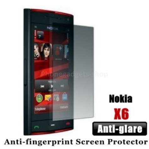Antiglare Nokia X Antifinger Print professional anti glare nokia x6 screen protector