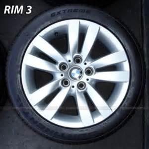 bmw m3 17 inch oem wheel 59344 320i 323i 325i 330i