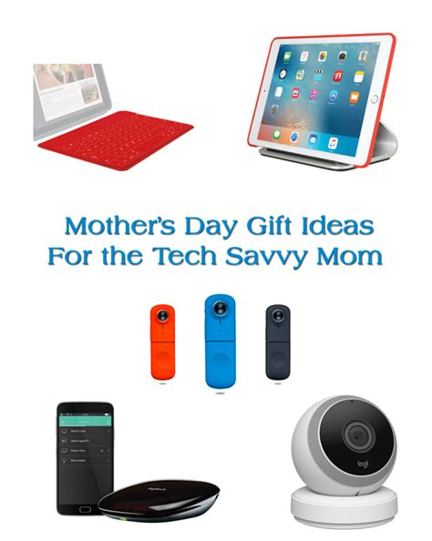 Affordable Mothers Day Gifts For Tech Savvy s day gift ideas for the tech savvy giveaway