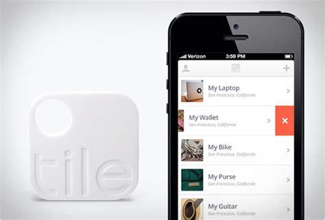 Tile Tracking Device Tile App