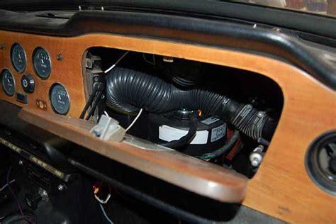 timothy ameys  triumph tr   powered   ford svt