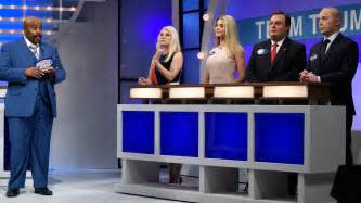 watch celebrity family feud political edition from